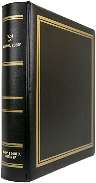 Blumberg Portfolio 3 Ring Binders Custom Gold Lettered On Spine Black Plush Raven