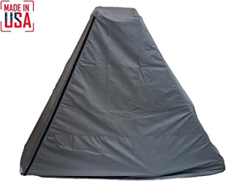 The Best Elliptical Machine Cover | Front Drive. Durable & Water-Resistant Fitness Equipment Protective Cover Ideal for Indoor or Outdoor Use. Made in USA with 3-Year Warranty.