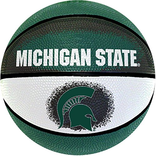 Why Choose NCAA Michigan State Spartans Mini Basketball, 7-Inches