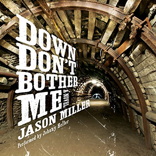 Down Don't Bother Me audiobook cover art