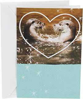Hallmark Shoebox Funny Love Card, Anniversary Card, or Birthday Card (Meant for Each Otter)
