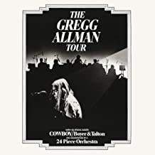Gregg Allman - The Gregg Allman Tour (2019) LEAK ALBUM