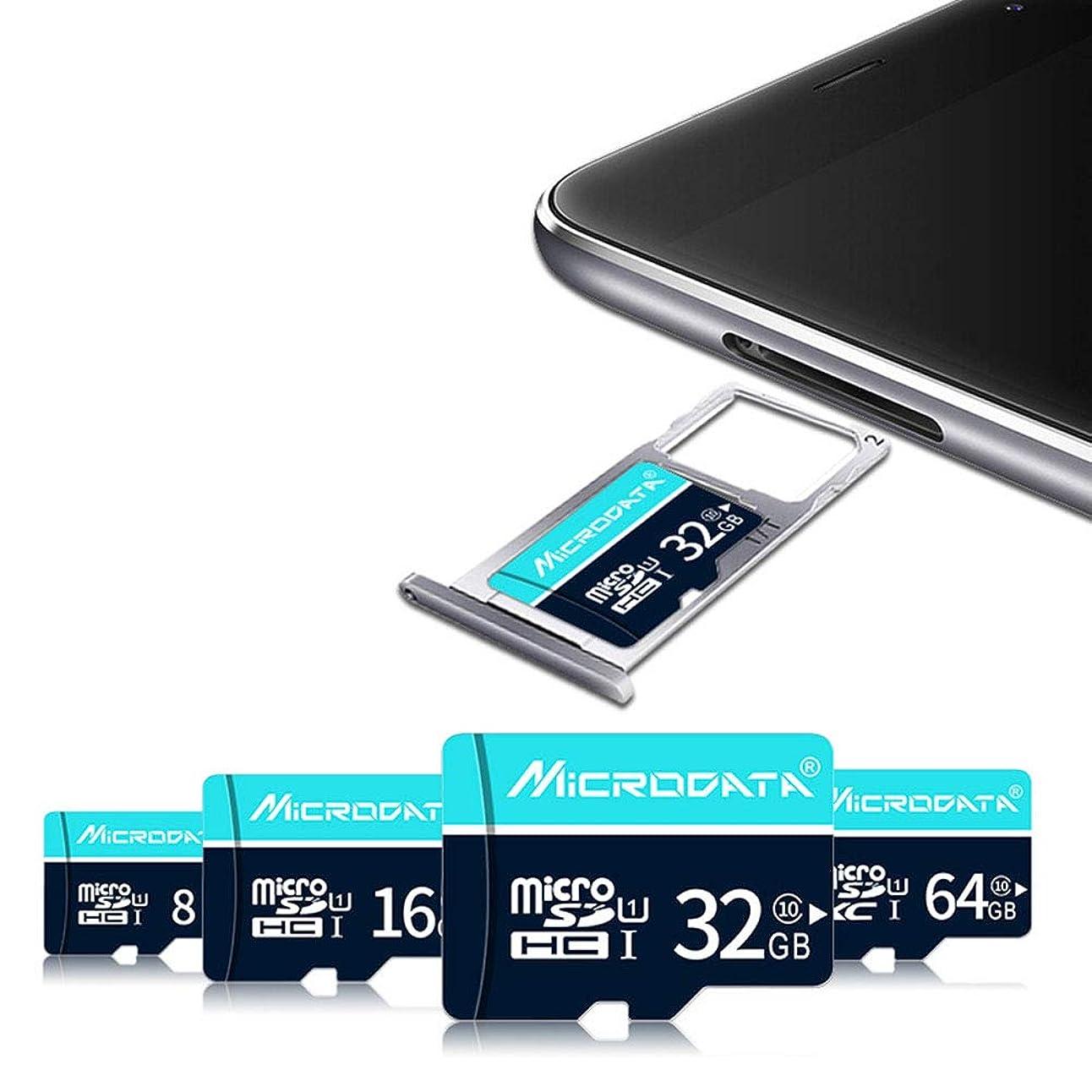 保全消化髄8GB 16GB 32GB 64GB 128GBマイクロSDカード micro-SD カード 伝送レートCLASS10 TFカード メモリカード SDアダプタ付き 伝送レートCLASS10 携帯電話、タブレットPC、カメラ用 超高速転送 多く対象に適用する (16GB)