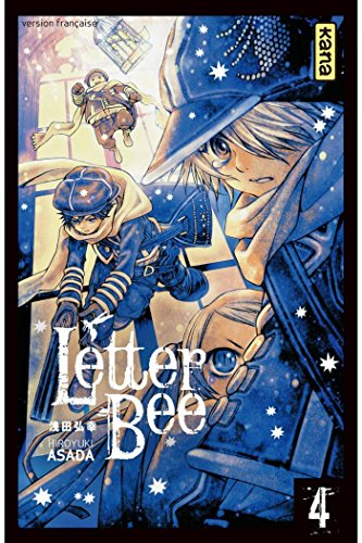 Letter Bee - Tome 4