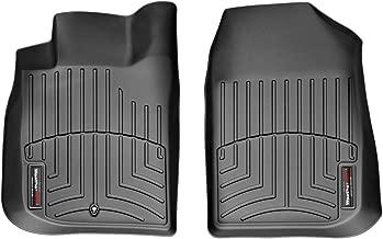 WeatherTech Custom Fit Front FloorLiner for Chevrolet Cobalt/Pontiac G5 (Black)