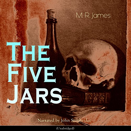 The Five Jars  By  cover art