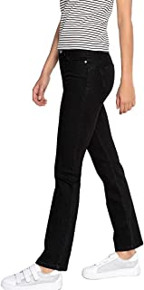 8b5981f834 La Redoute Collections Uniross Donna Jeans Straight Pushup