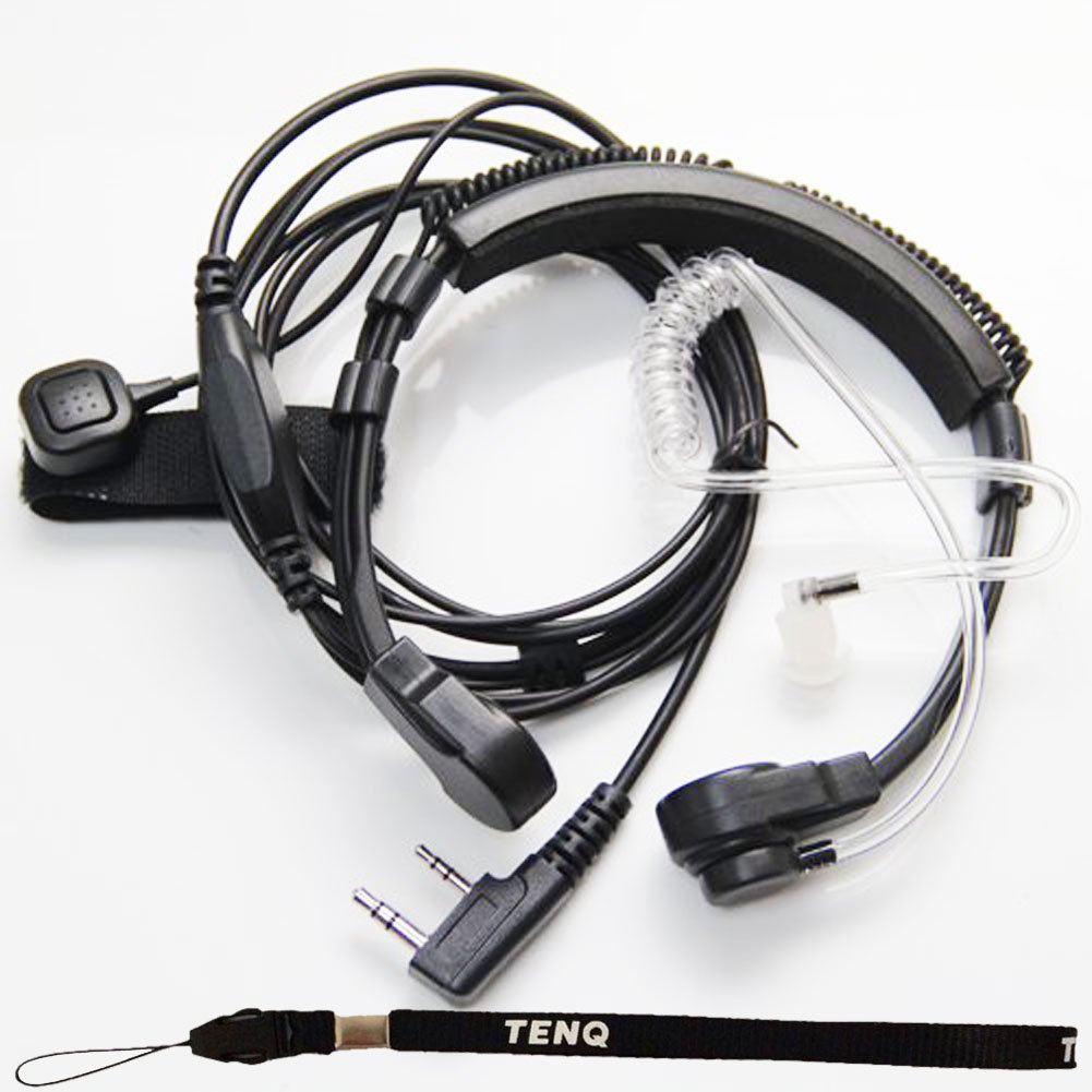 Flexible Microphone Acoustic Earpiece Pro Talk
