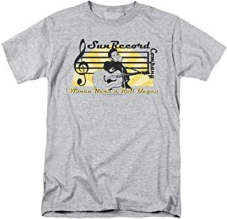 Sun Records Company Adult T-Shirt