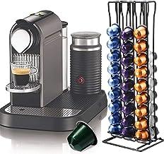 QXM 60 capsules koffiepadhouder torenstandaard dispenser ondraaibaar rek voor Nespresso