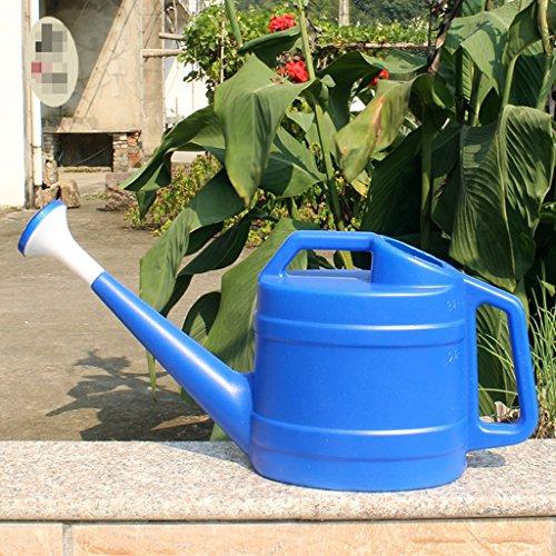 Wddwarmhome 3L arrosage bouilloire en plastique ménage arrosage taille: 47 * 13 * 20cm ( Couleur : Bleu )