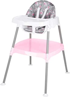 Evenflo 4-in-1 Eat & Grow Convertible High Chair (Poppy)