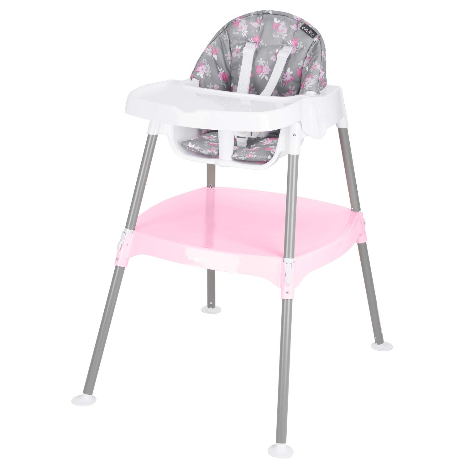 Evenflo Grow Convertible Chair Poppy