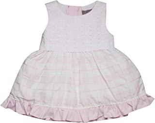 Little Kangaroos Baby Girl Dress, Pink - ROGS2019849A