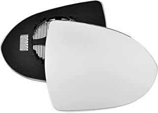 Haudang Carbon Fiber Mirror Covers Fit for 5 Series F10//F11//F18 Pre-Lci 11-13 Mirror Caps Replacement Side Mirror Caps Rear Door Wing Rear-View Mirror Stickers Covers