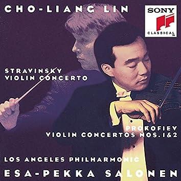 Prokofiev: Violin Concertos Nos. 1 & 2 - Stravinsky: Violin Concerto in D Major