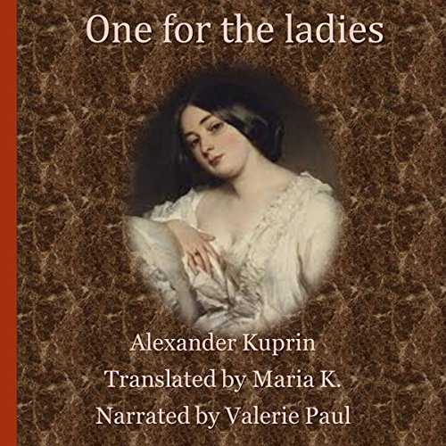 One for the Ladies audiobook cover art