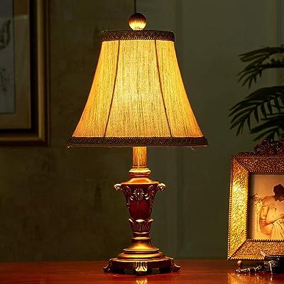 XXYHYQHJD Lámparas de Mesa Calentar la Personalidad Creativa