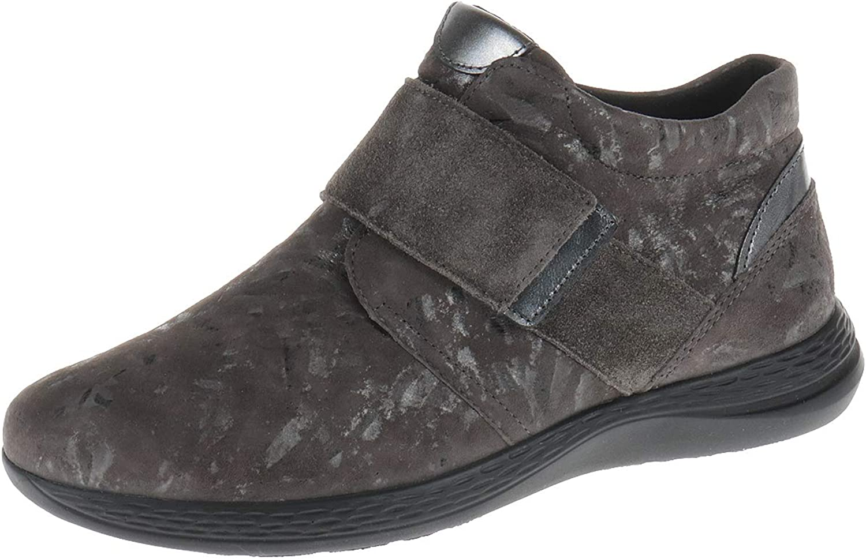 Fidelio Damen Schuhe Stiefelette Hallux HI-ERNERGY Weite H Smoke Zar 52660268