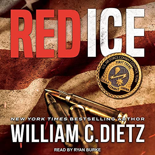 Red Ice Audiobook By William C. Dietz cover art