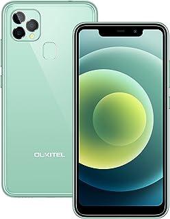 OUKITEL C22 (2021) Smartphone, 128GB ROM + 4GB RAM, Dual-SIM Android 10 Mobiele Telefoon, 4000 mAh Batterij, 5,86 inch Dis...