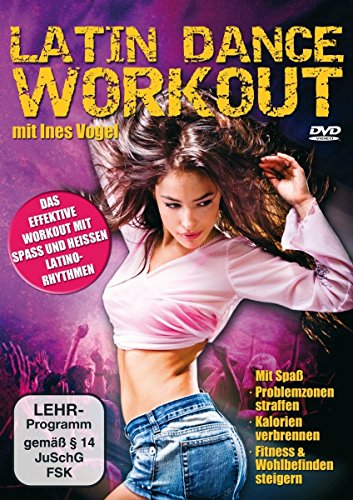 Latin Dance Workout mit Ines Vogel