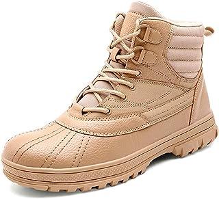 Bititger Bottes militaires imperméables pour homme Commando Outdoor Desert Tactical Boots Bottes de combat militaires Bott...