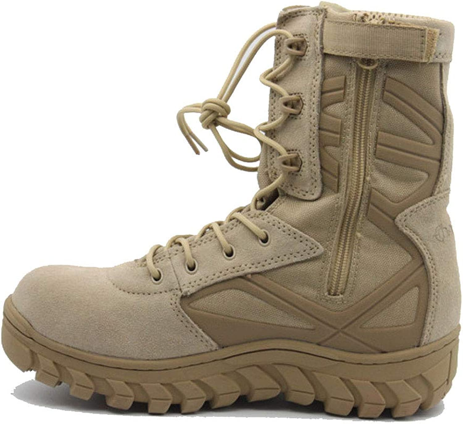 Hiking Boots Men's Outdoor Desert High-top Tactical Boots Camouflage Combat Boots