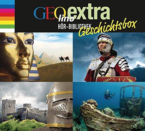 GEOlino extra Hör-Bibliothek - Geschichtsbox -: