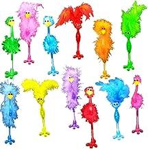 BAIVYLE 12 Pack Flamingo Pens Set Children Party Favor Easter Basket, Stocking Stuffer or Birthday!