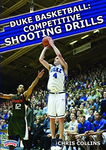 Duke Basketball: Competitive Shooting Drills by Chris Collins