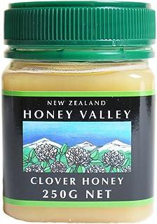 クローバーハニー 250g ニュージーランド産 無添加・無農薬のクリーミーな天然生はちみつ