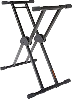 Roland KS-20X Spring Loaded Electronic Keyboard Stand,...