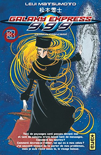 Galaxy Express 999, tome 3