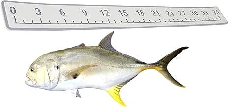 Castaway Customs- SeaDek Foam Fish Ruler On Boat for Measuring Salt Water & Fresh Water Fish 36