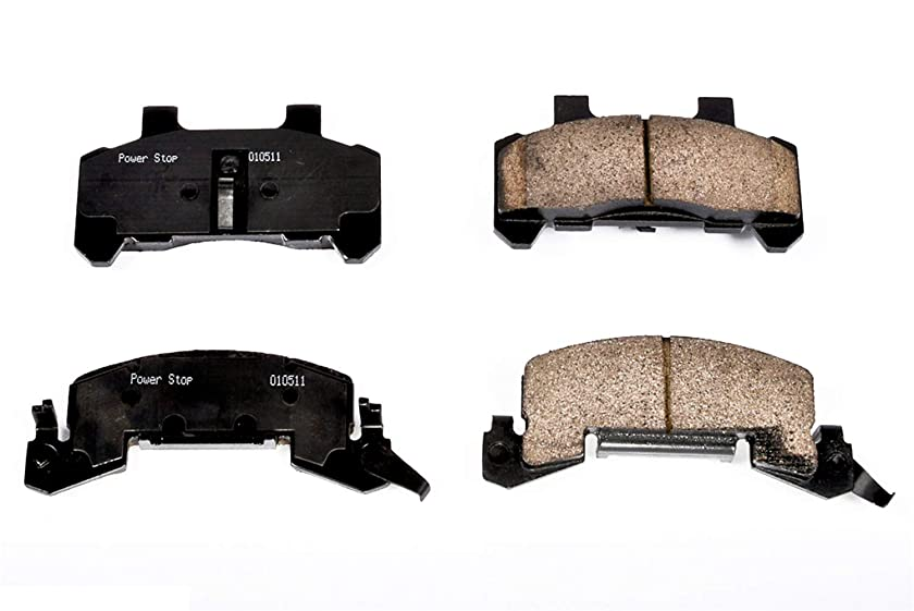 Power Stop (16-289) Z16 Ceramic Brake Pad