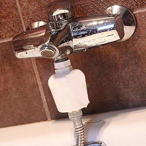 CVG Neuer Inline-Duschfilter-Weichspüler Chlorentfernungs-Wasserreiniger Home Badezimmer Küchenzubehör