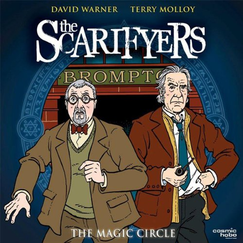 『The Scarifyers: The Magic Circle』のカバーアート