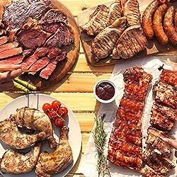 ミートガイ バーベキューセットB (合計約5kg 10人前) BBQ Party Value Set For
