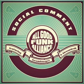 Social Comment (feat. Swamburger Alexandrah)
