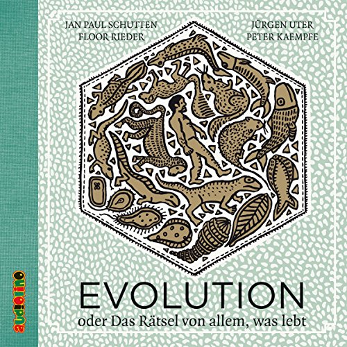 Evolution: oder das Rätsel von allem, was lebt Titelbild