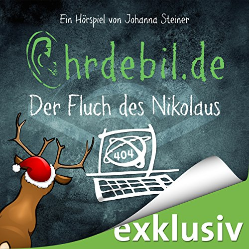 Fluch des Nikolaus audiobook cover art