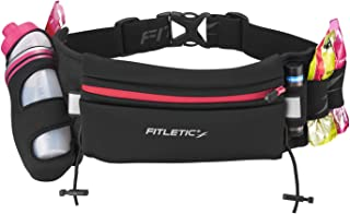 Fitletic Hydration Belt - HD12G Fully Loaded