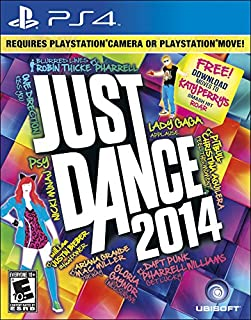 Just Dance 2014 - PlayStation 4 (B00D8S4GRY)   Amazon price tracker / tracking, Amazon price history charts, Amazon price watches, Amazon price drop alerts