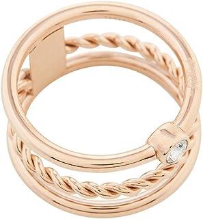 Esprit Loris Ring For Women, Stainless Steel