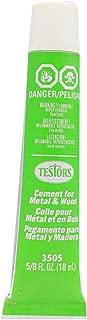 Testor Corp. Testors 3505X WOOD CEMENT FAST 5/8 OZ