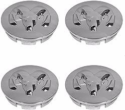 4X Brand NEW Four Pcs Set For Dodge Chrome Silver Wheel Center Hub Caps 2.5