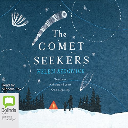 The Comet Seekers cover art