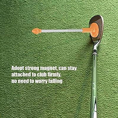 Golf-Amarillo ángulo magnético del