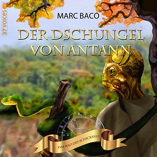Der Dschungel von Antann Titelbild